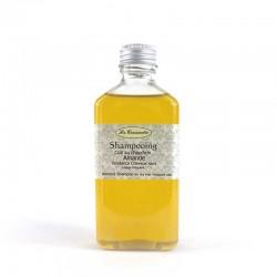 Shampooing naturel à l'huile de lin et miel parfum amande