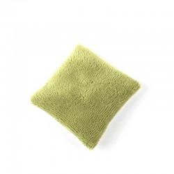 Lingette visage lavable Vert prairie Double Douceur