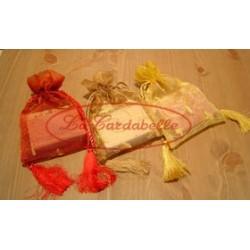 Bloc de cèdre rouge dans sachet