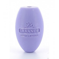 Recharge savon rotatif à la Lavande pour porte-savon d'écolier mural