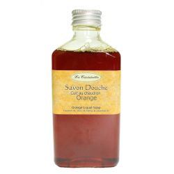 Savon douche Orange