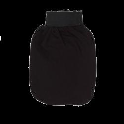 Gant de hammam pour le soin du corps exfoliation douceur au gant de crèpe