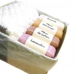Box savons artisanaux aux senteurs provençales