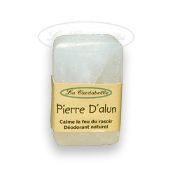 Pierre d'Alun de potassium
