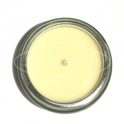 Bougie de massage tonifiante mèche coton