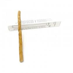 Bâtonnet de siwak pour se brosser les dents de façon naturelle