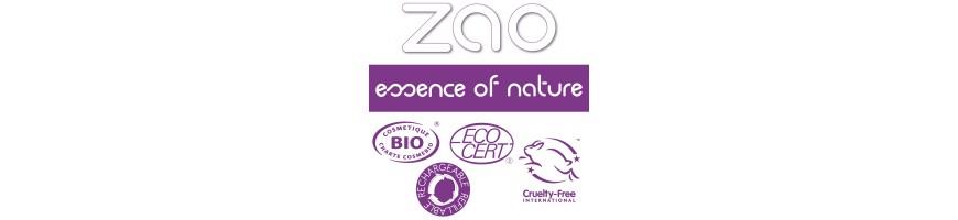 Un maquillage naturel durable vegan rechargeable écologique, the best : Zao Makeup